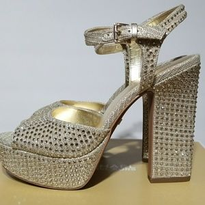 "Michael Kors Beautiful open toe ""Bennett Platform"""